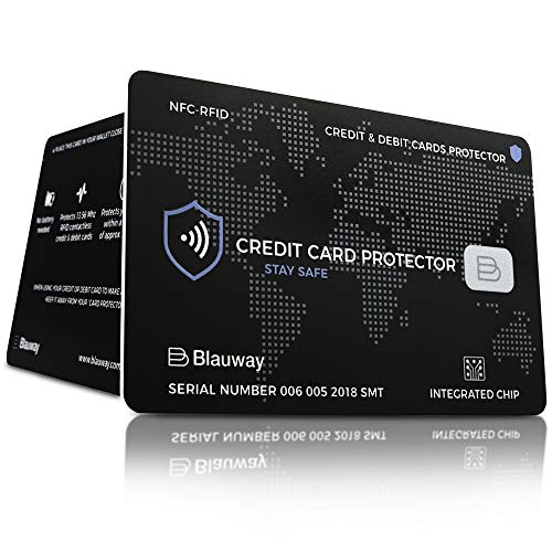 Promotion Protection Carte Bancaire sans Contact ▷ meilleur produit du mois