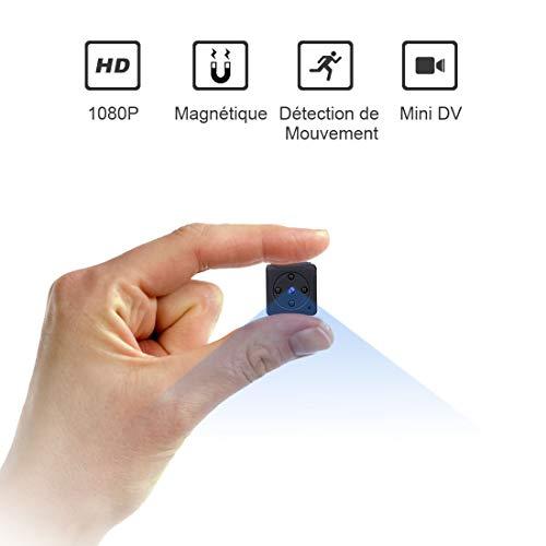 Mini Caméra Cachée ▷ Comparatif – TOP produit du moment