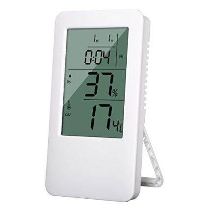Thermo-hygromètre électronique meilleurs avis 8