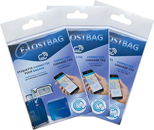 Test Système de puçage électronique pour Bagage ▷ TOP produit du mois