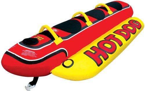 Bouée tractable hot-dog classement des ventes