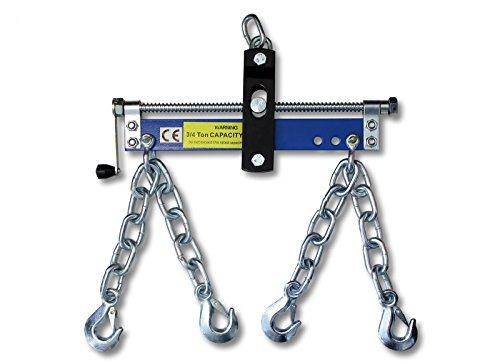WilTec 750kg Balancier pour Grues d'atelier ▷ Comparatif – meilleur produit du moment