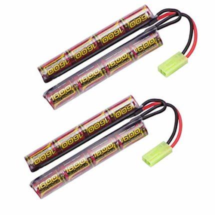 Batterie Airsoft 8.4V ▷ Avis - TOP produit de l'année 5