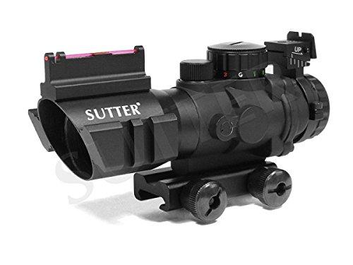 Lunette De Tir Vector Optics ▷ En test - meilleur produit du moment 13